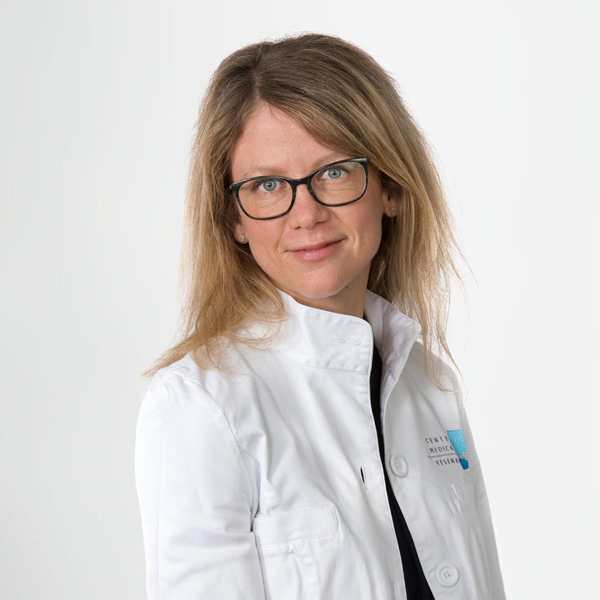 Dr Muriel VIRET